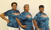 Josephine Chapman, Darlene Moore & Roslyn Bell