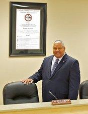 Dr. Steve Wilson, Superintendent