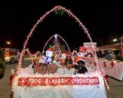 Evergreen - Conecuh Chamber of Commerce - 7th Annual Christmas Parade of Lights - December 6, 2018 Reid State Technical College Placed 1st in the Educational Category