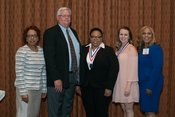 Reid State students recognized in 2018 All-Alabama Academic Team