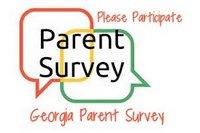 Georgia Parent Survey 2019 - 2020