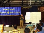 Dr. Perry Shaw @ Lanka Bible College