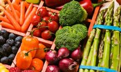 Eat more fruits and vegetables!