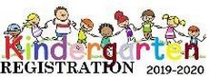 2019-2020 Kindergarten Online Registration