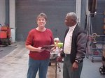 View Retiree Party for Ms. Jean Shepard