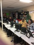 View 1-4-16 District In-service Day: I-Ready Training held at Stewart Street Elementary & James A. Shanks Middle