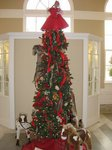 View Indian Christmas Tree at Troy Cultural Arts Center