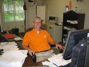 Stan George, Finance Director