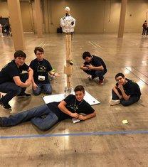 WCJH Beta Club`s Engineering Team