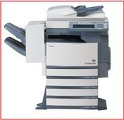 We use Toshiba brand copiers for all of our schools.