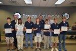 View Underwater Robotics Team, JCHS, 5-20-15