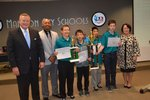 View Discovery Middle School, 1st Place Chess Team
