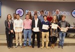 View National Merit Semifinalists from Madison City Schools
