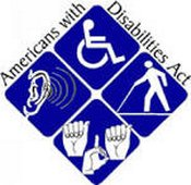 Americans with Disabilities Act icon