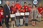 View Primary School Team Awards: Mill Creek, 3rd