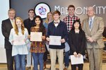 View James Clemens HS National Merit and Presidential Scholar semifinalists
