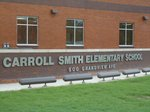 View Carroll Smith Elementary School Dedication