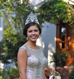 2014 Homecoming Queen Anna Kate Tomlinson