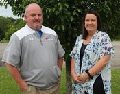 Longtime high school administrator and coach Rich Wright and teacher Emily Brinker will now helm Southern Local Elementary respectively as principal and assistant principal. As part of her role, Brinker will also act as curriculum director.