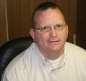 Adam Andrews, Maintenance Director