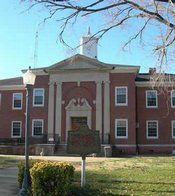 Catoosa County Courthouse