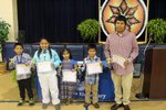 View More Awards::Perfect Attendance and Citizenship