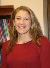 Shannon Eldridge, Reading Specialist