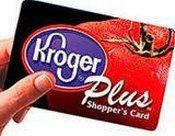 Kroger Shopping Card