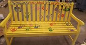Sit on the Buddy Bench