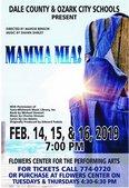 Mamma Mia Community Play 2019