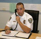 Officer Christopher Alberigi, WAPD