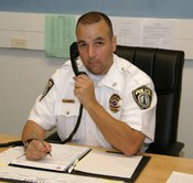 Officer Christopher Alberigi, WAPD