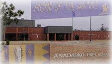 Anadarko High School Image