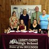 Liberty County Take Stock In Children Contract Signing.
