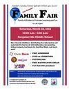 Community-Wide Family Fair