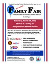 Community-Wide Family Fair
