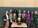 View Ladycat Basketball Bi-District Champs
